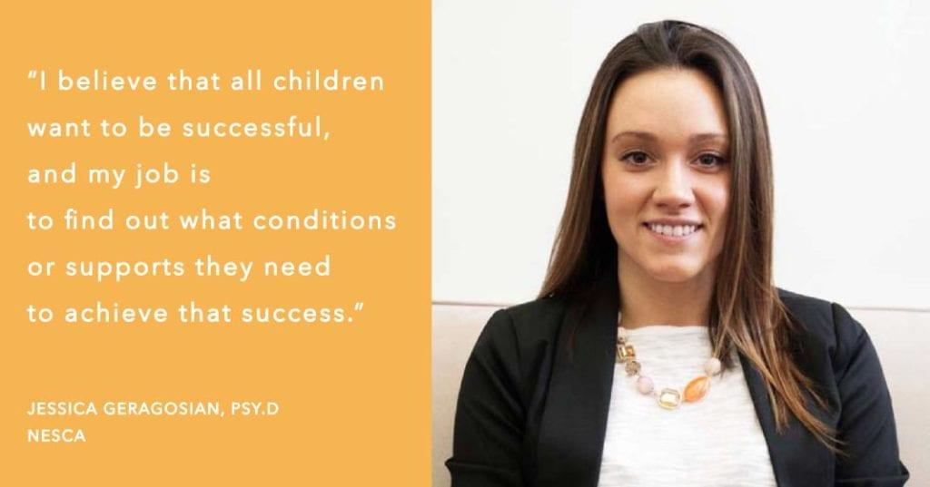 Upcoming Presentations By Nesca >> Sit Down With Jessica Geragosian Pediatric Neuropsychologist Nesca