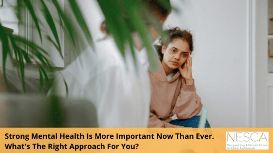 Strong Mental Health is So Important During a Pandemic