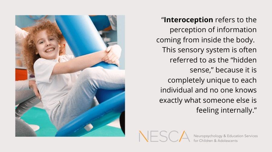 """Interoception: The """"Hidden Sense"""""""