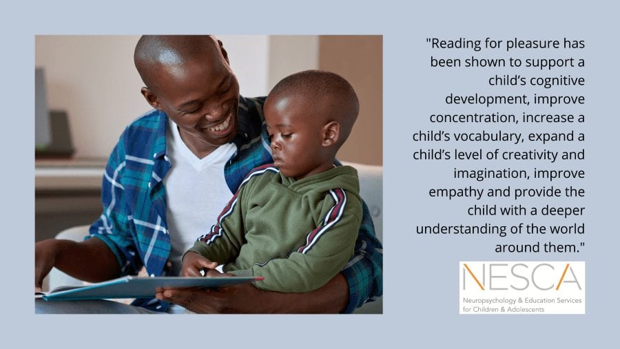 Supporting Your Child's Reading Development – Even During a Pandemic