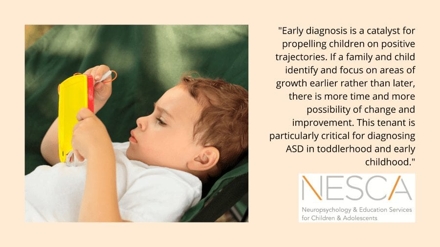 Key Facts about Early Diagnosis of Autism Spectrum Disorder (ASD)