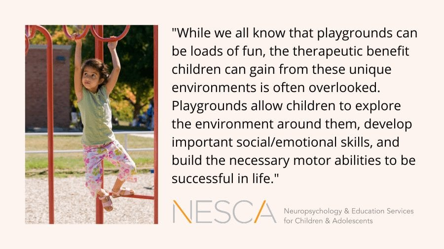 Playgrounds & Their Role in Child Development