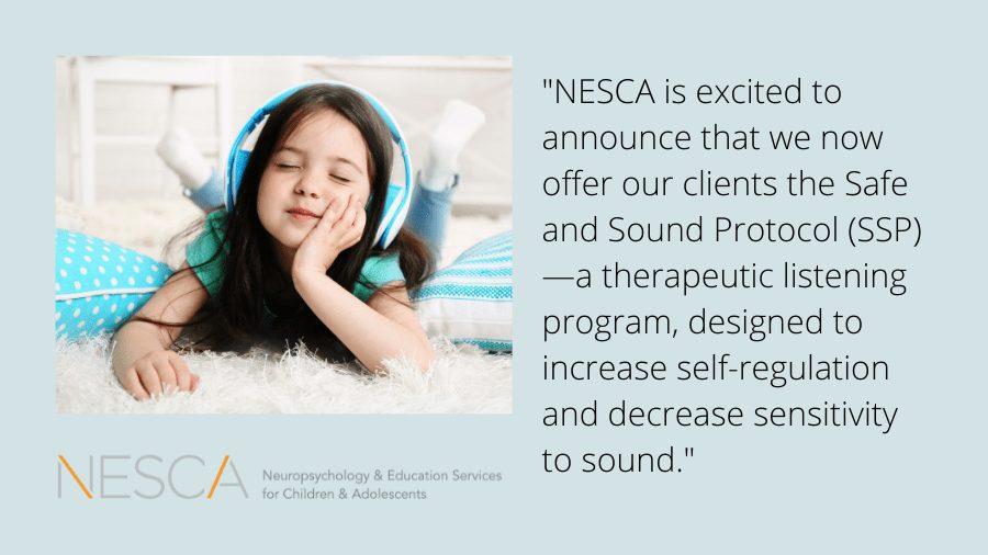 The Safe and Sound Protocol: Increase Self-regulation and Decrease Sound Sensitivity